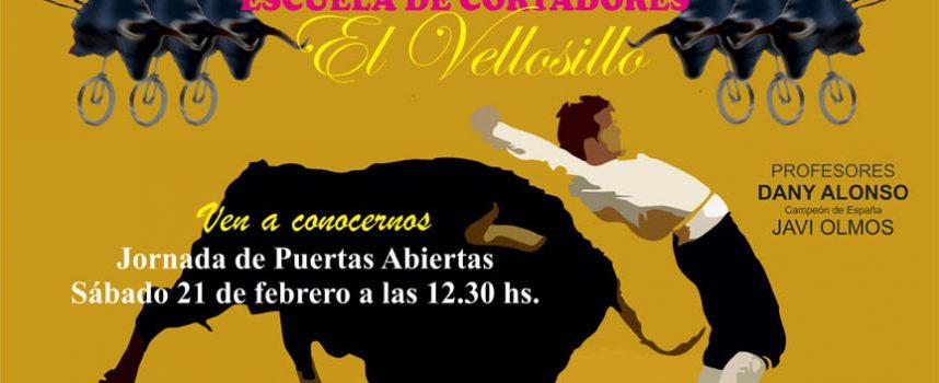 """El sábado 21 de febrero abrirá sus puertas la Escuela de Cortadores """"El Vellosillo"""""""