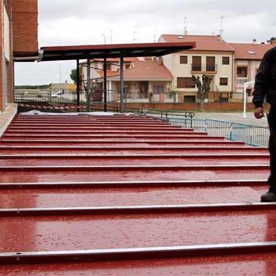 Diputación destina 70.000 euros al acondicionamiento de colegios