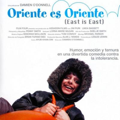 """El ciclo de Cineforum Intercultural proyectará el viernes """"Oriente es Oriente"""""""