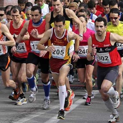 De Cuéllar a Cibeles para participar en la Maratón de Madrid