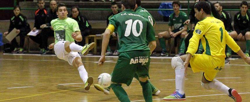 Último partido de la temporada para el FS Naturpellet ante el Mosteiro Bembrive