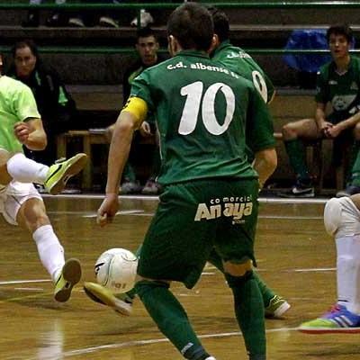 El FS Naturpellet vuelve a la senda de la victoria  ante el Albense