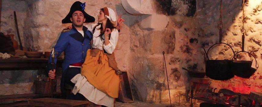 Turismo amplia las visitas teatralizadas el Día de la Comunidad