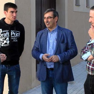 Aguilafuente mejora las instalaciones municipales con ayuda de Diputación