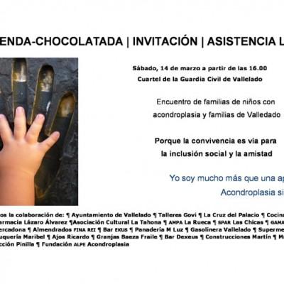 Vallelado acogerá el sábado un encuentro de familias con hijos con acondroplasia