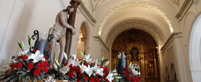 Los pasos de Semana Santa pueden ya visitarse en las iglesias