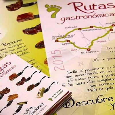 Los Siete Pueblos ponen en marcha recorridos gastronómicos por sus municipios