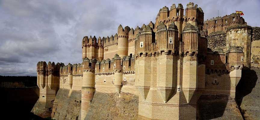"""Una de las fotografías de Mario Antón, de la muestra """"Foteando Segovia"""" que llegará a Cuéllar."""