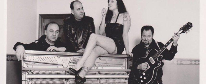 Helia Brawn & The Sugar Daddies actuará el sábado en Vallelado