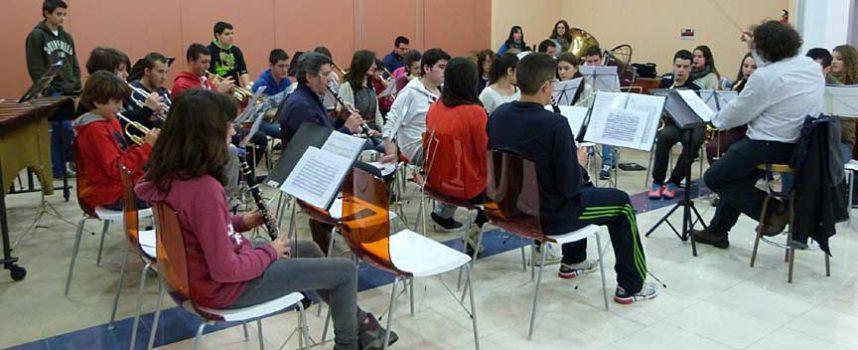 """Alborada Musical de Cantalejo actuará en los """"Aperitivos Musicales a Banda"""" del Juan Bravo"""