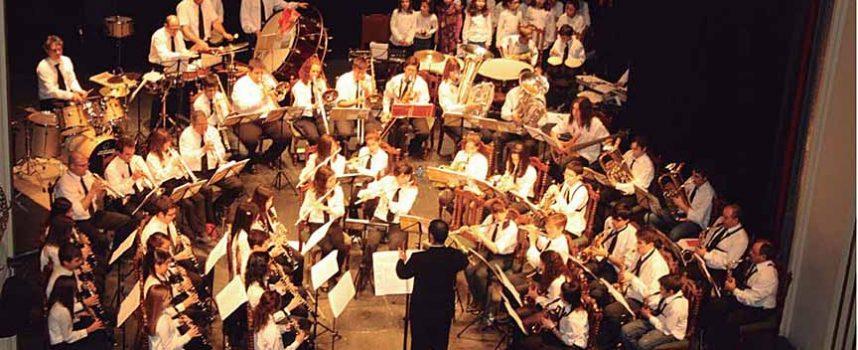 La Banda Municipal de Carbonero el Mayor actúa en los Aperitivos Musicales del Juan Bravo