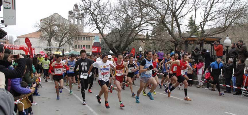 Deporte, gastronomía y Turismo se unirán en la V Carrera Popular Murallas de Cuéllar