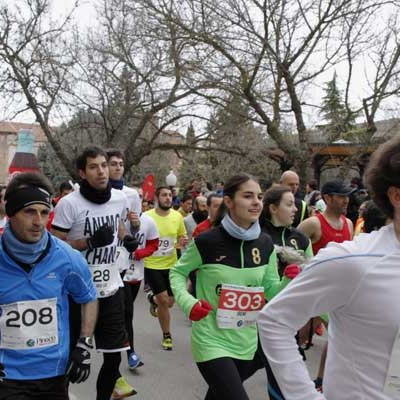 La V Carrera Popular Murallas de Cuéllar supera ya el centenar de inscritos