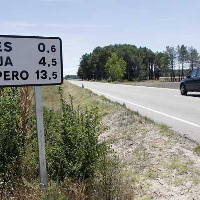 Tráfico incrementa esta semana la vigilancia en las carreteras convencionales
