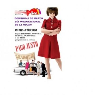 """IU homenajea hoy a la Mujer con la proyección de la película """"Pago Justo"""""""