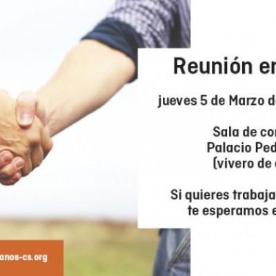 Ciudadanos Segovia  se presenta esta tarde en un acto en Cuéllar