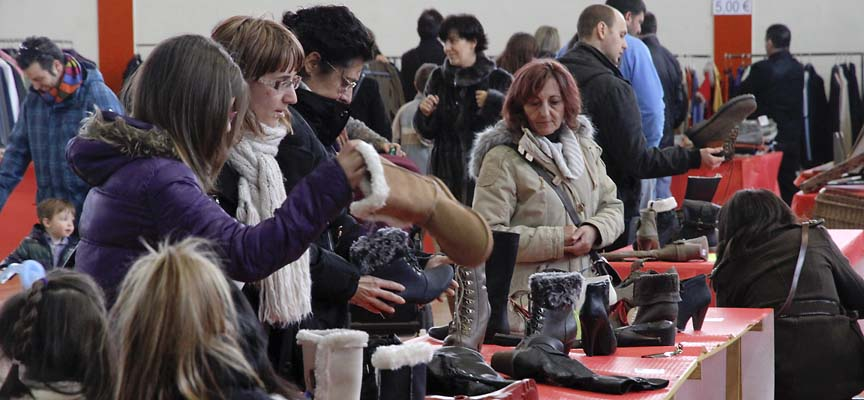 Imagen del Domingo del Stock celebrado en 2013 en Cuéllar.