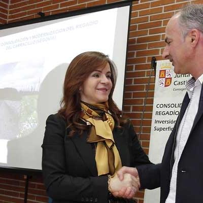 La tercera fase de recarga del acuífero del Carracillo será una realidad en 2018