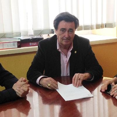 """El alcalde afirma que Cantalejo intenta  justificar su desastre en la gestión """"en el control del gasto y el respeto al dinero público"""""""