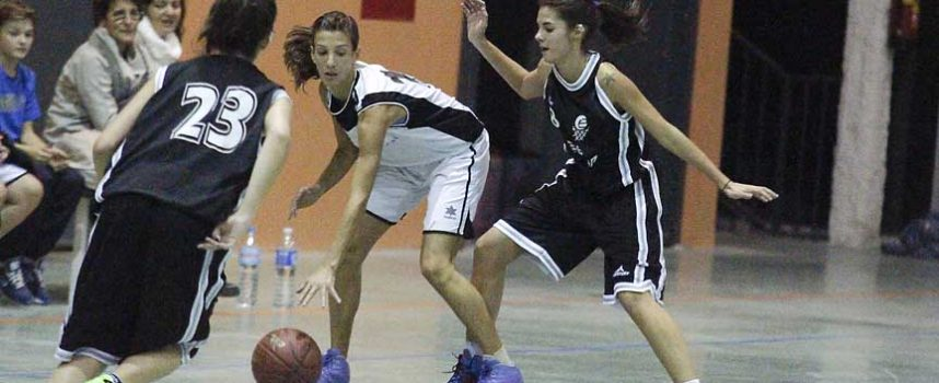 Dos triunfos para el baloncesto cuellarano en la vuelta a la competición