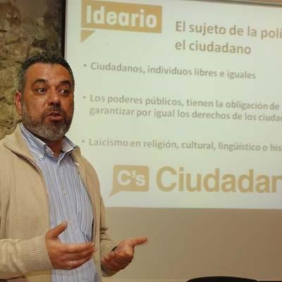 Ciudadanos acerca sus propuestas para las elecciones del 20D a Cuéllar