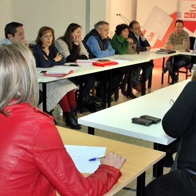 Carlos Fraile ocupa el tercer puesto en la candidatura autonómica del PSOE provincial