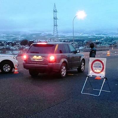 Los cuerpos de seguridad controlarán que no se viaje a segundas residencias o por ocio