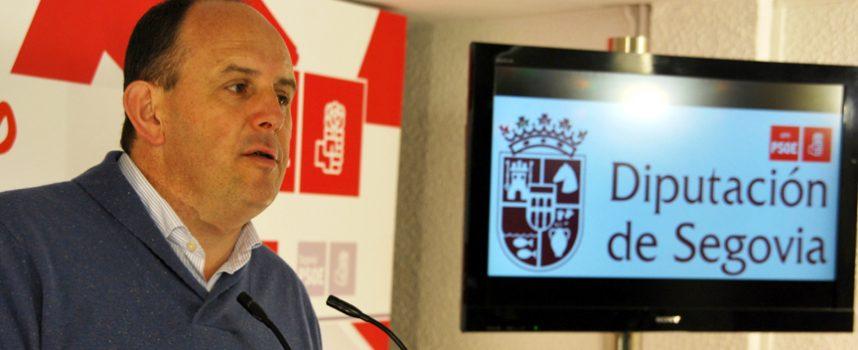 EL PSOE exige al Presidente de la Diputación que explique el rechazo del PP en las Cortes de Castilla y León a la construcción del pabellón de Nava