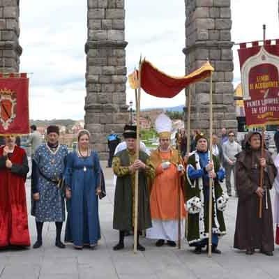 El Sinodal de Aguilafuente estará presente en la Media Maratón de Segovia