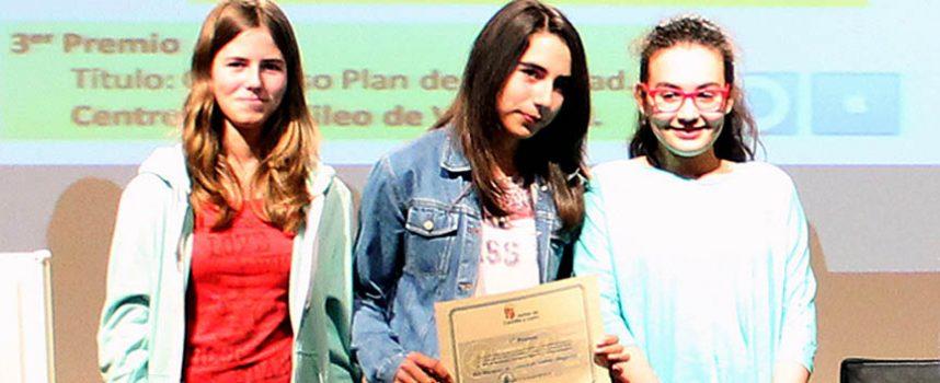 """El IES Marqués de Lozoya ganador del certamen de vídeos del """"Plan de Seguridad y Confianza Digital en el Ámbito Educativo"""""""