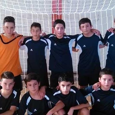 Cierre de liga para los equipos del FS Naturpellet