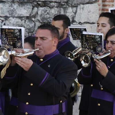 La Banda de Nuestro Padre Jesús Nazareno actuará el sábado en el Festival Cofrade de Barajas