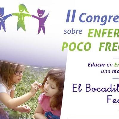El CRA El Carracillo participa hoy en el II Congreso Escolar sobre Enfermedades poco Frecuentes en Barcelona