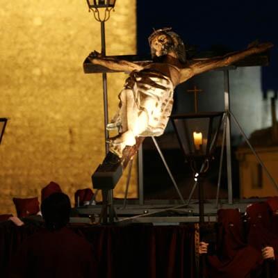 Silencio y Penitencia en la procesión de Jueves Santo