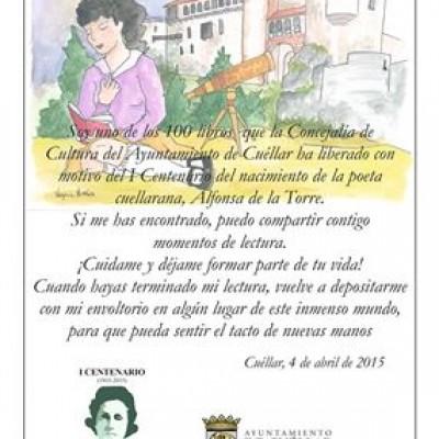 """Cultura liberará hoy """"Día del Libro"""" un centenar de ejemplares en los parques y jardines de la villa"""