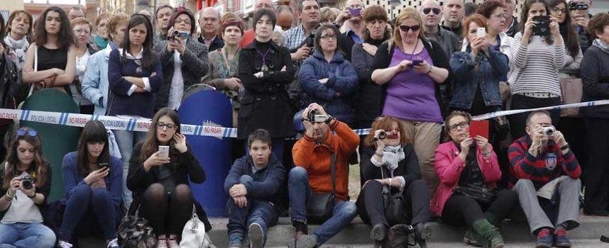 Cuéllar recibió en Semana Santa más de 2700 visitantes