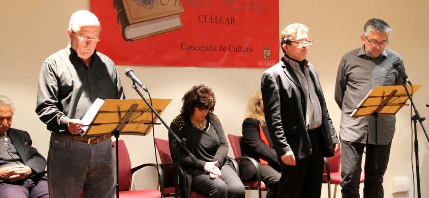 Un momento del recital en la sala municipal Cronista Herrera.