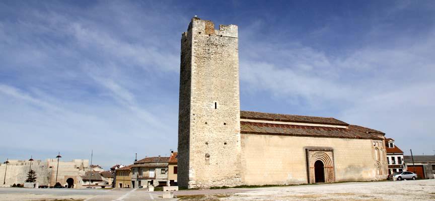 Iglesia de San Martín de Cuéllar. |Foto: Gabriel Gómez|