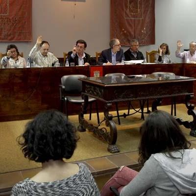 """La solicitud de declaración de """"Interés Internacional"""" para los encierros de Cuéllar salió adelante sin el apoyo unánime del pleno"""