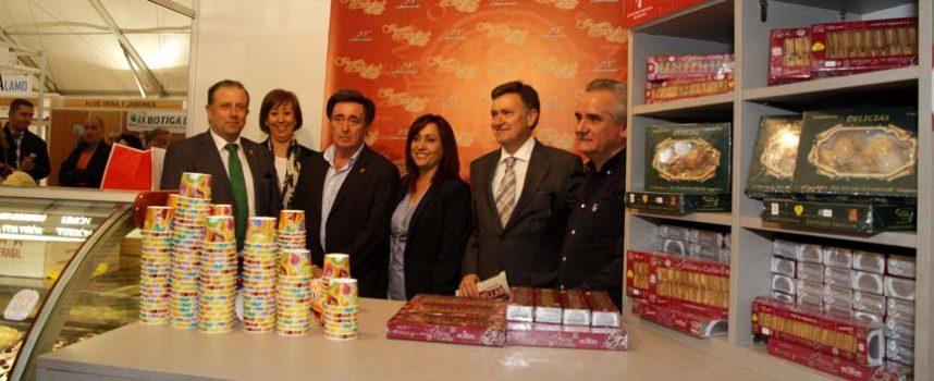 Empresas de la comarca se darán cita en Alimentaria con la Diputación