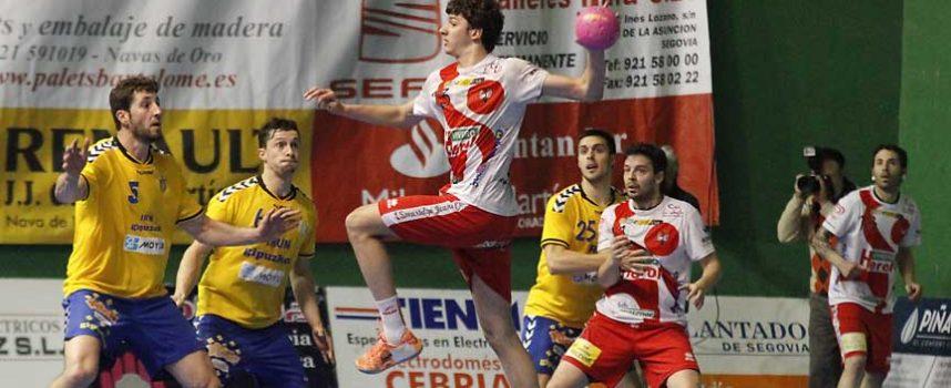 Espectáculo de balonmano de gran nivel, esta tarde en Valladolid