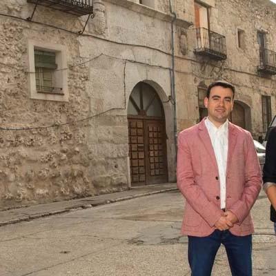 """El PSOE presenta un programa electoral """"sincero y realista"""" para Cuéllar"""
