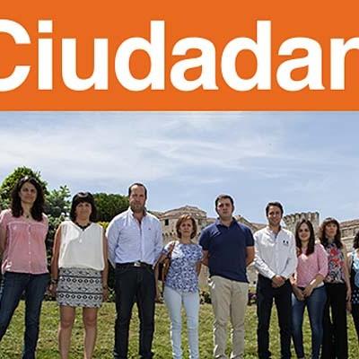 Ciudadanos presenta hoy su candidatura al Ayuntamiento de Cuéllar