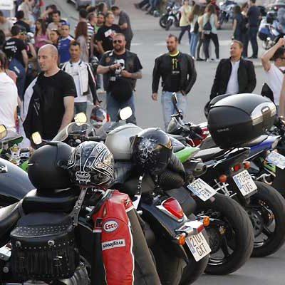 Las motos tomarán protagonismo este fin de semana en Cuéllar