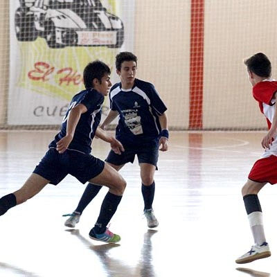 Los juveniles del FS Naturpellet logran el pase a la final el 13 de junio en Segovia