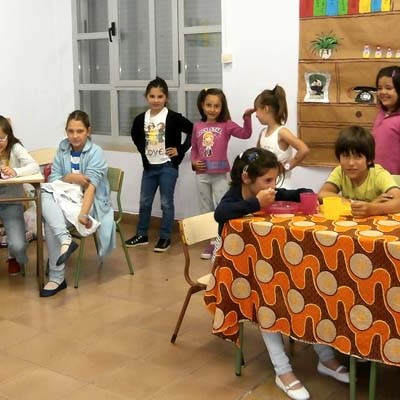 """Escolares de Mudrián actúan hoy en la IV Muestra de teatro """"Escuela a escena'"""""""