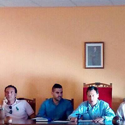 Gonzalo Vivancos encabeza la lista del PP al Ayuntamiento de Fuenterrebollo