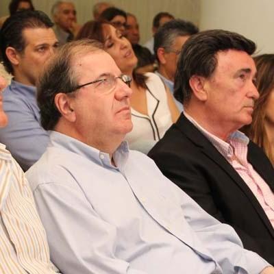 """""""Queremos ganar con esas mayorías que garantizan la estabilidad"""", ha afirmado Herrera en Cuéllar"""