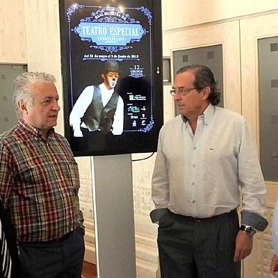 Tres grupos de la comarca entre los 13 participantes en la XXXIII Muestra de Teatro Especial de Fuentepelayo
