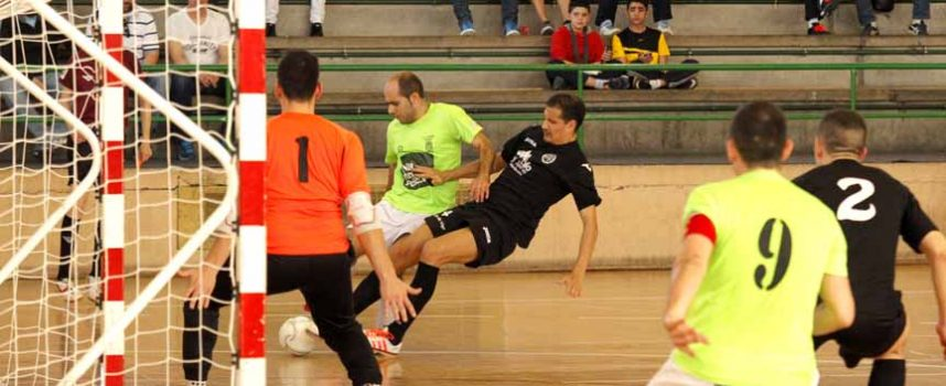 El FS Naturpellet Cuéllar no pudo brindar la victoria a sus aficionados en el último partido de liga